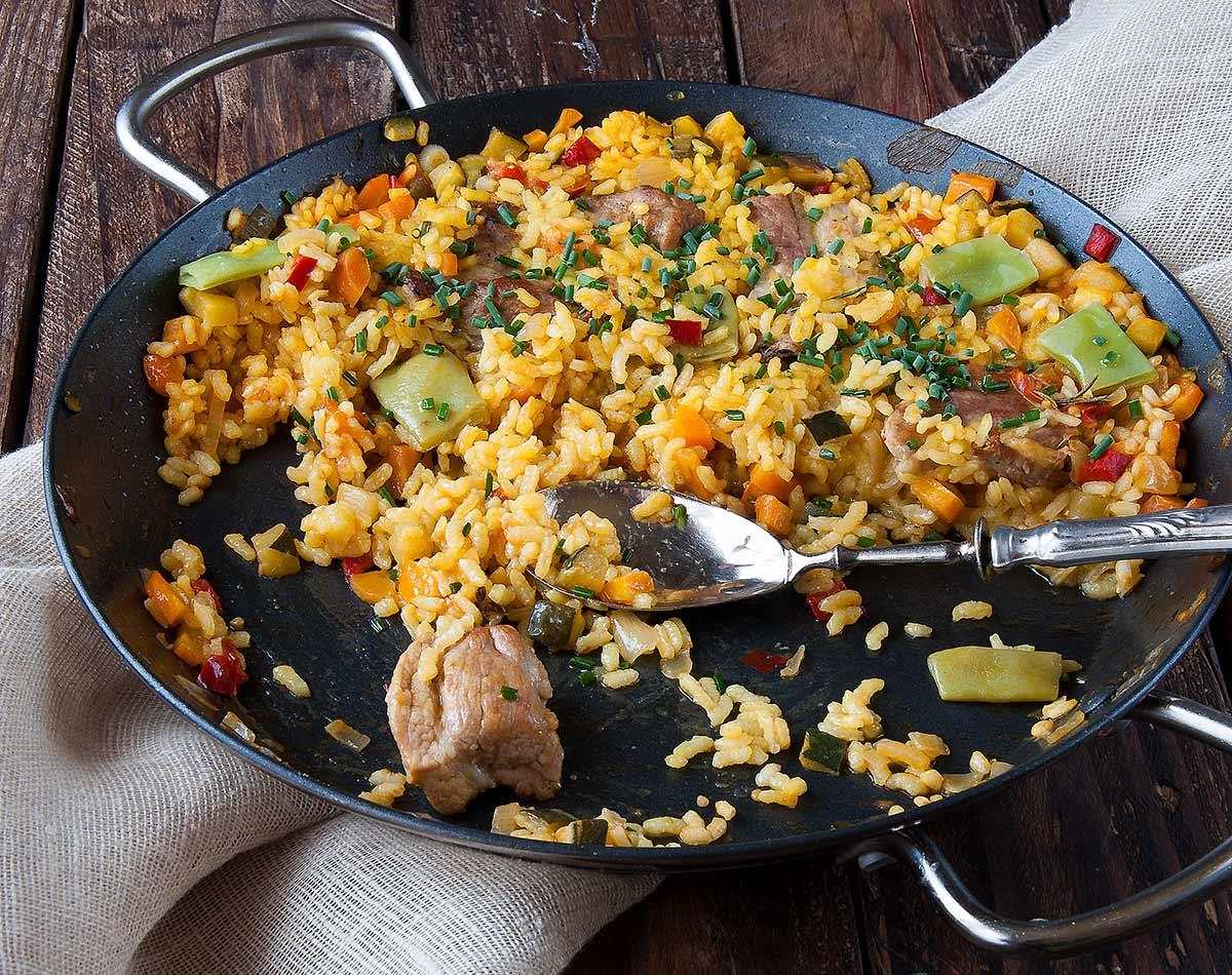 Arroz Con Costilla Cocina Tradicional La Cocina De Frabisa La Cocina De Frabisa