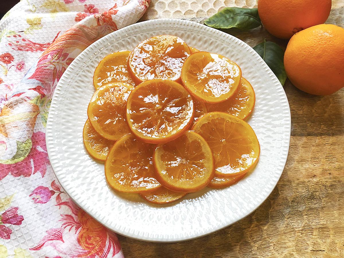 Naranjas Confitadas La Cocina De Frabisa La Cocina De Frabisa