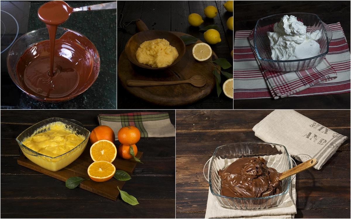 Cremas dulces para rellenar y cubrir tartas y bizcochos for Cocinar xoubas