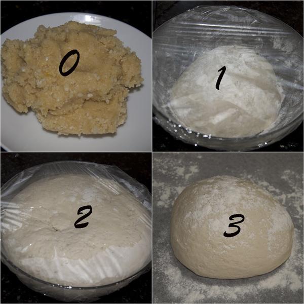 croissants almendras