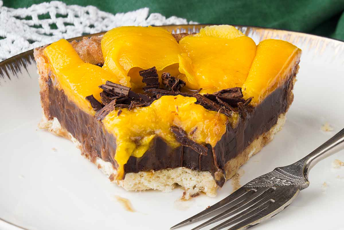 tarta,-chocolate,mango