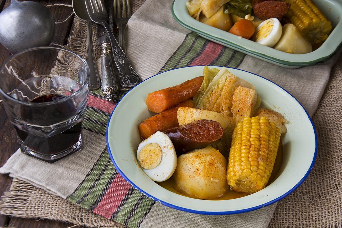 Repollo guisado con chorizo y verduras imprescindible for Como preparar repollo
