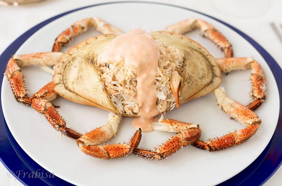 buey de mar gallego receta la cocina de frabisa la