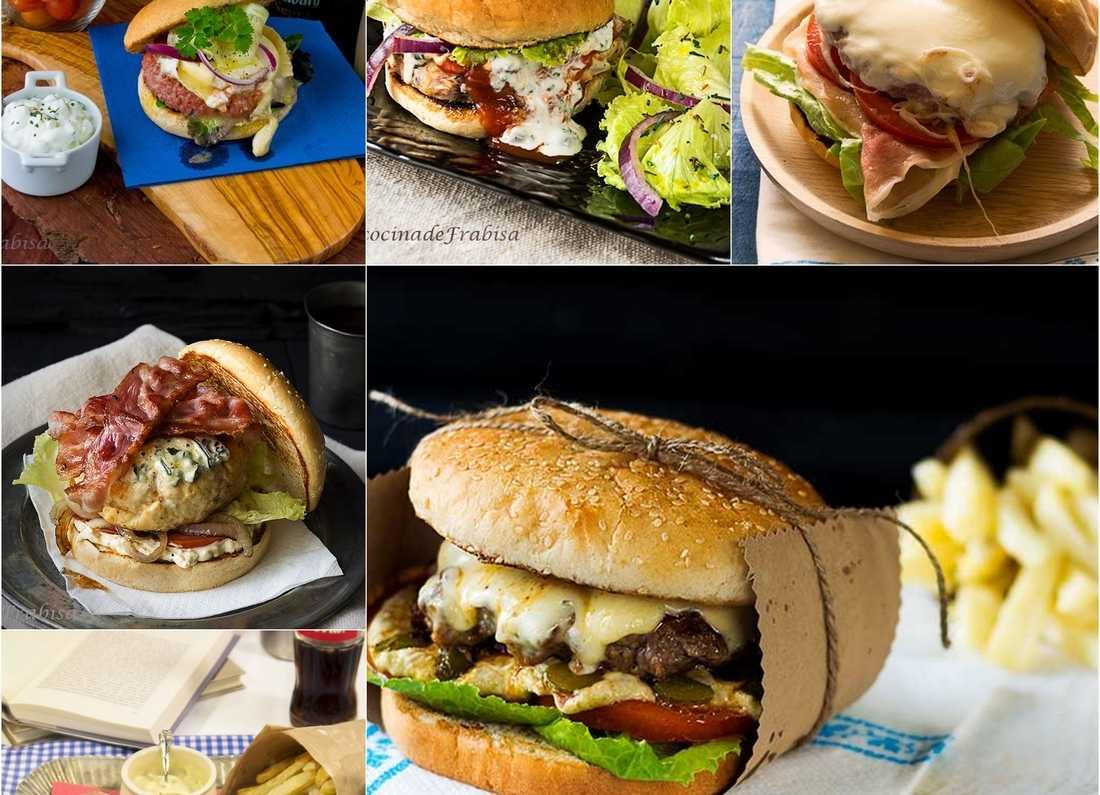 Hamburguesa burguer secretos trucos y consejos la for Consejos de cocina