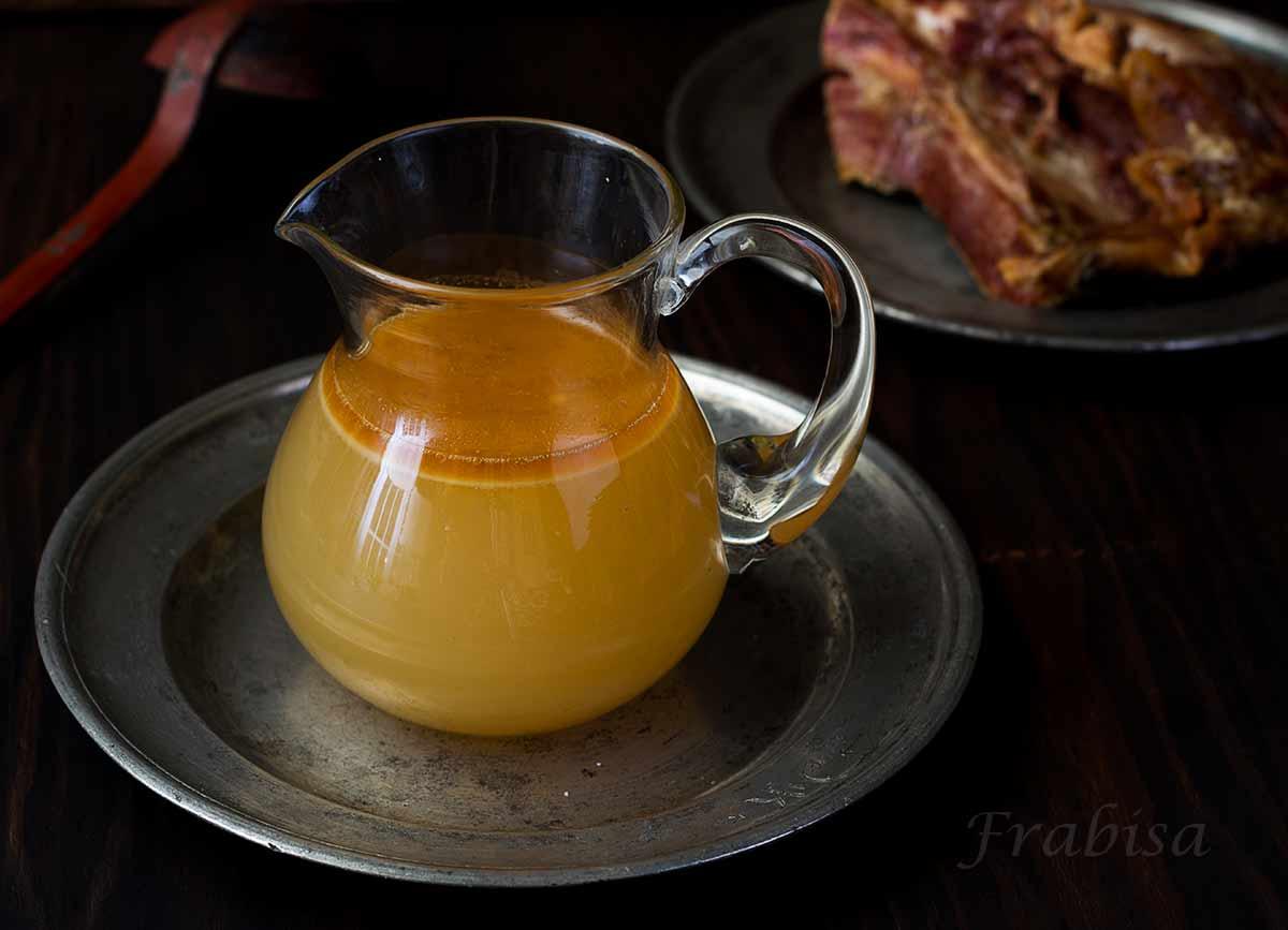 Tiempo Baño Maria Bonito:Flan de espinacas sobre crema de calabaza – La Cocina de Frabisa La