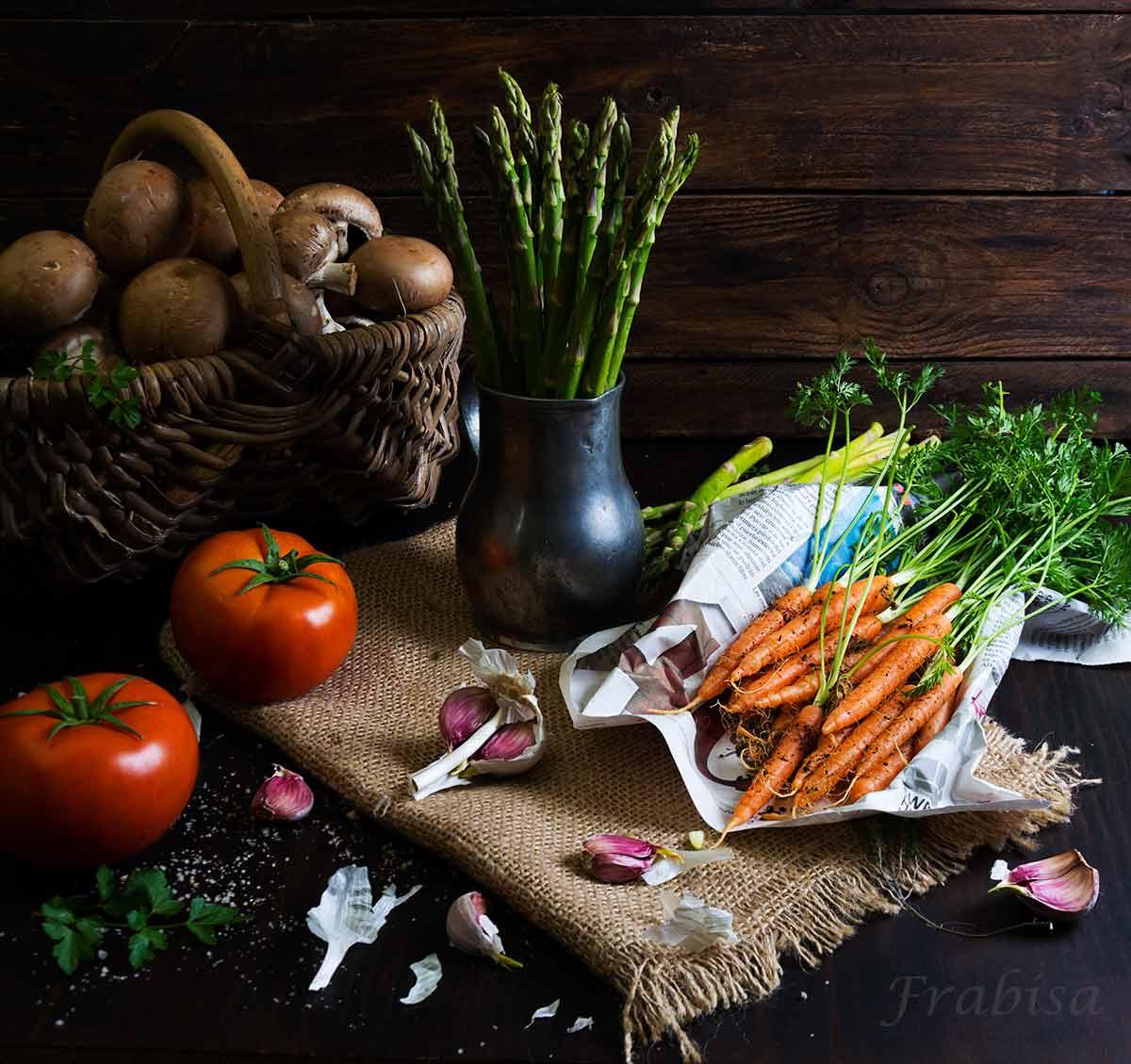 chuleton-vaca, buey, plancha, asado, receta, verduras, guarnicion