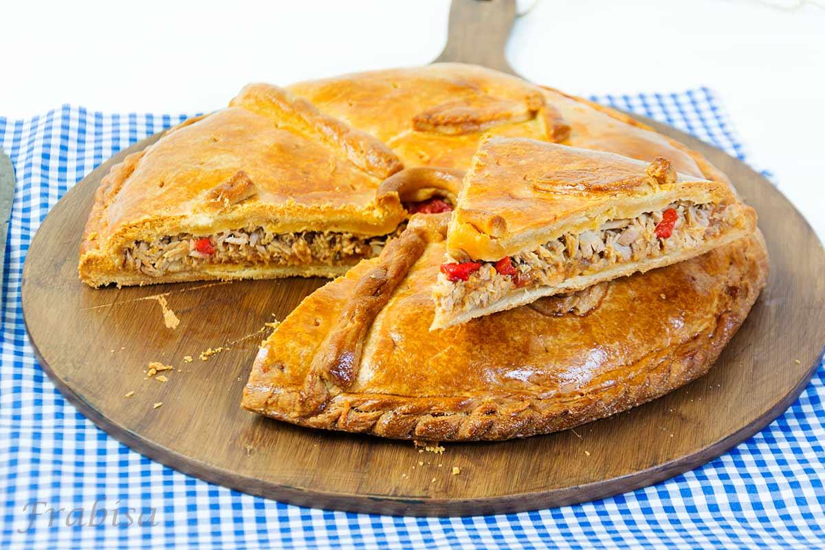 empanada de bonito cocina gallega la cocina de frabisa
