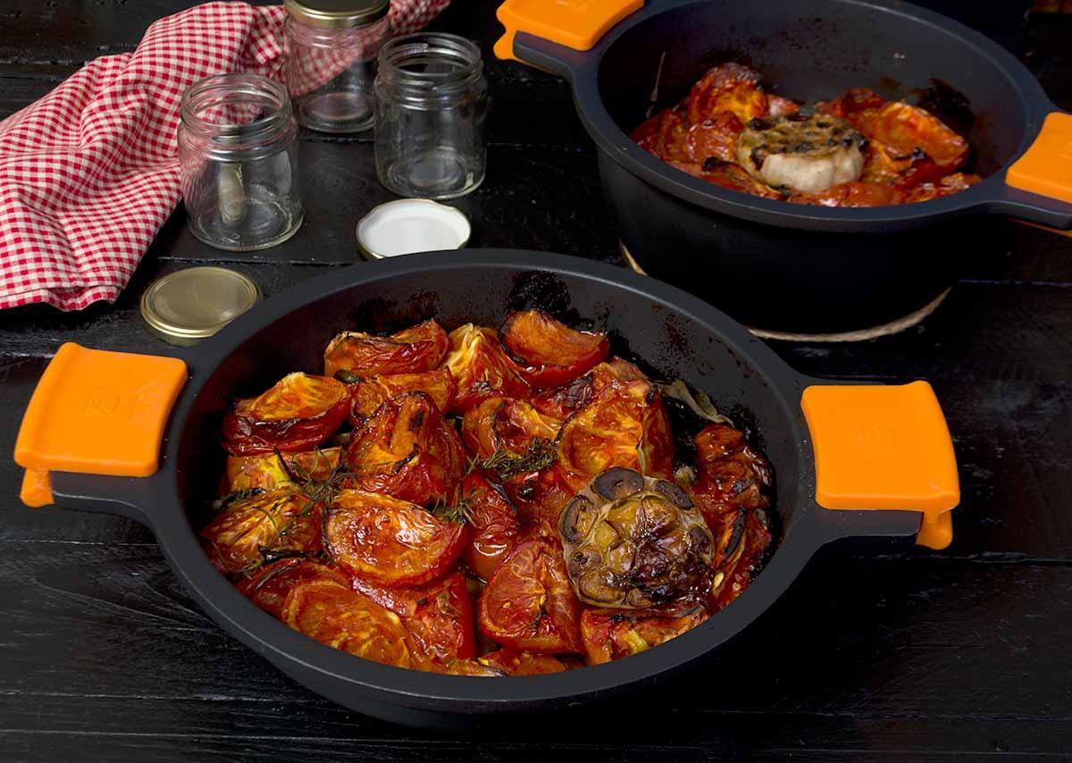 salsa, tomate, horno, conservas, hecho en casa, casero