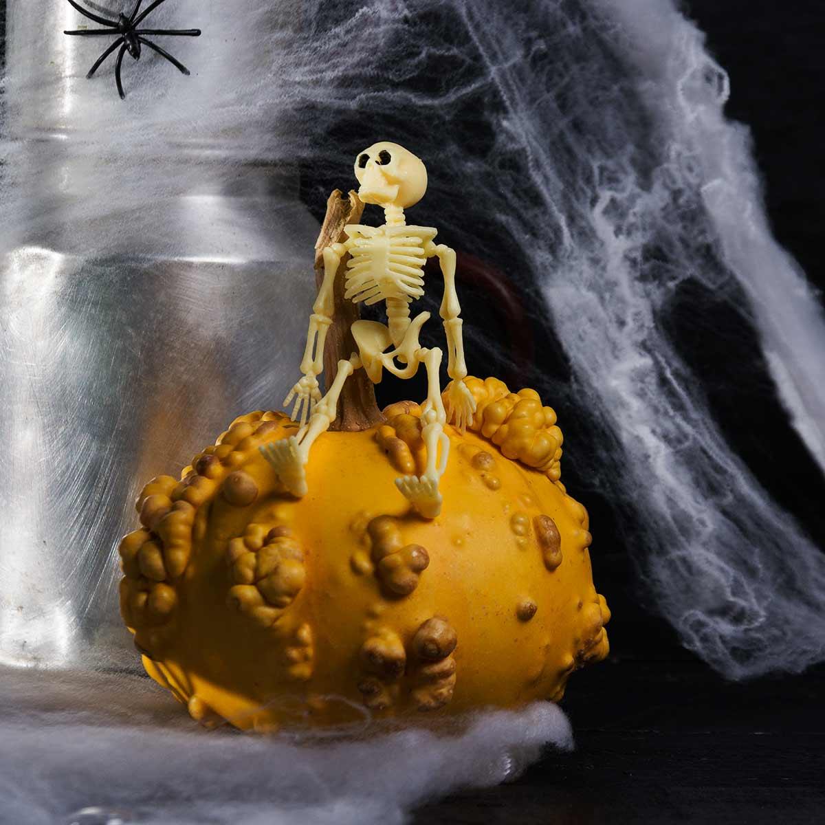 "Tarta ""Monstruo"" de Halloween"