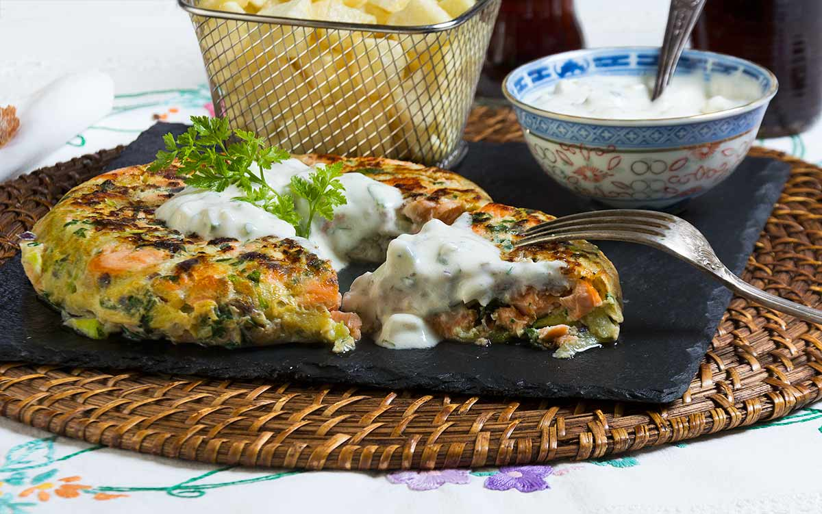tortilla-de-salmón-sin-patatas