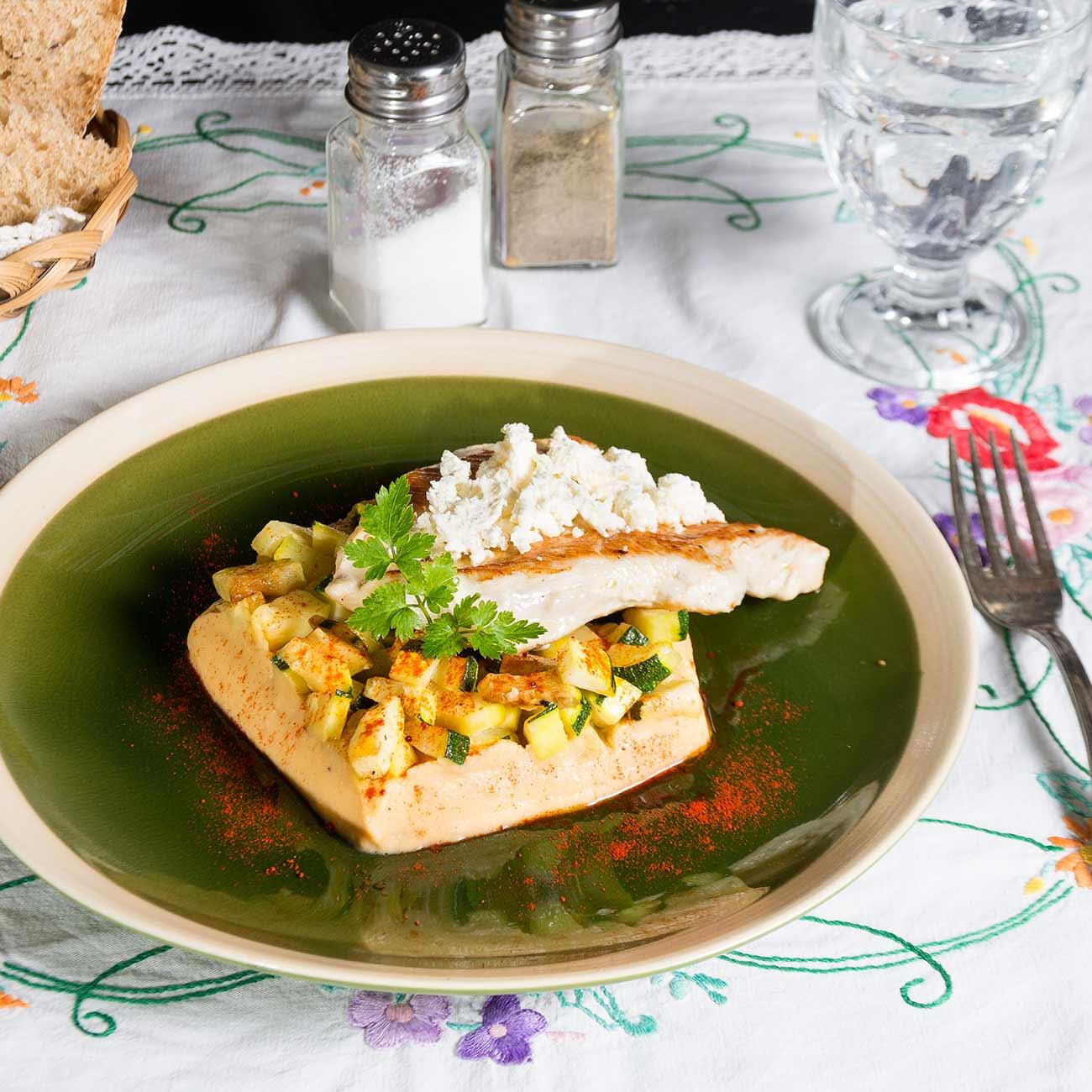 humus,-calabacin-y-pavo