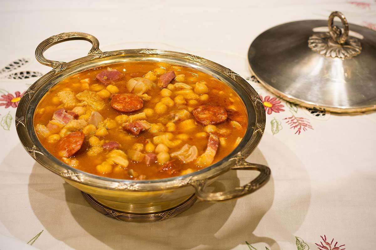 Callos a la gallega receta la cocina de frabisa la for Cocinar raya a la gallega