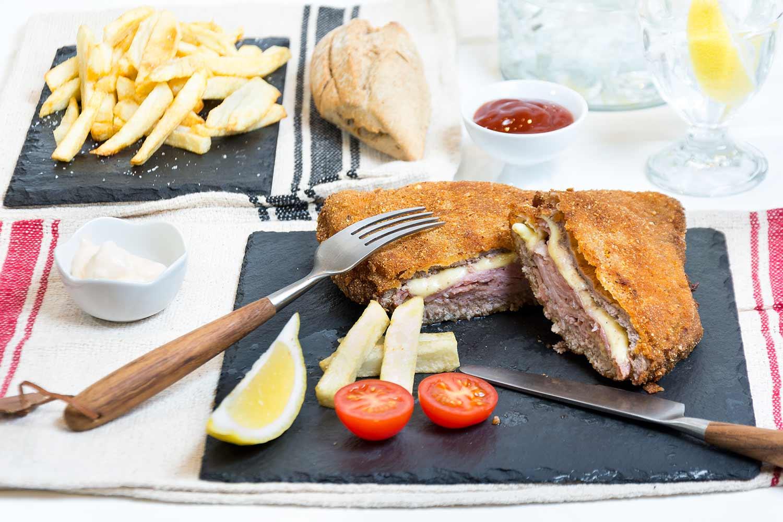 Filete relleno de ternera gallega la cocina de frabisa for Cocinar filetes de ternera
