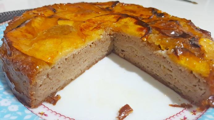 tarta manzana Juana