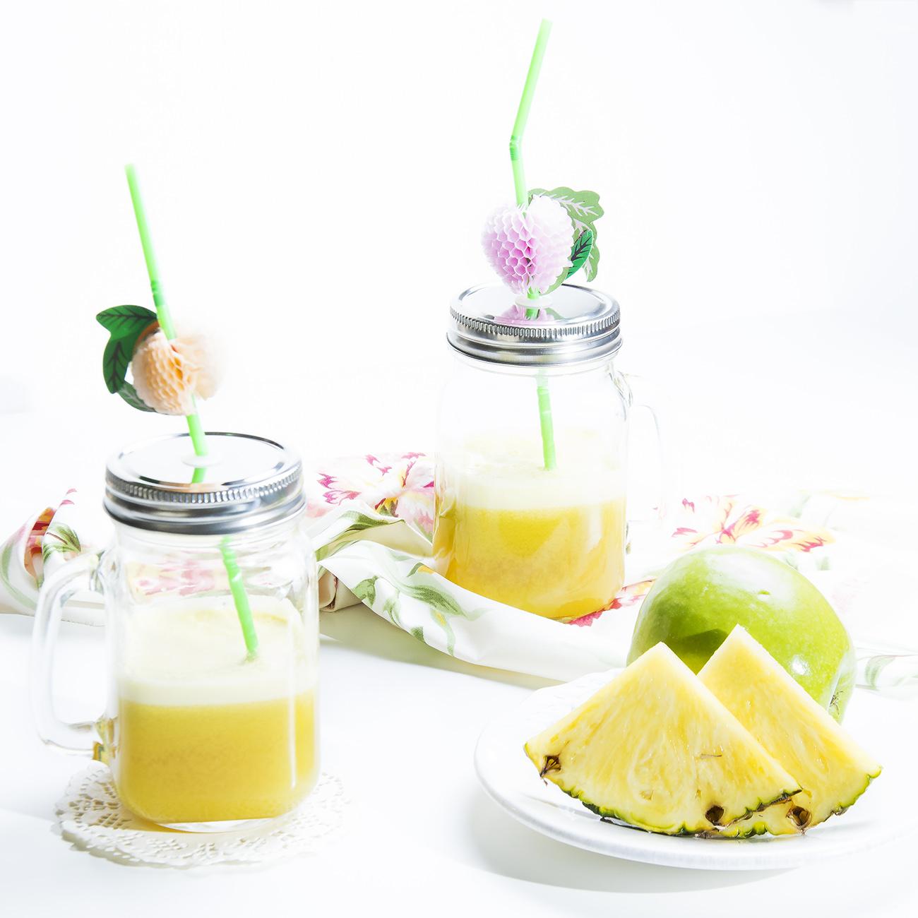 zumo piña manzana1