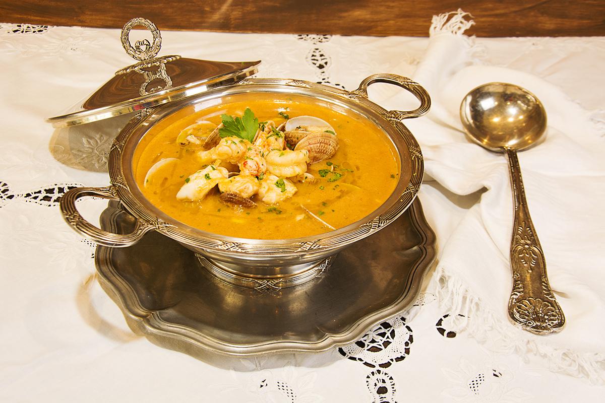 sopa de pescado receta la cocina de frabisa la cocina