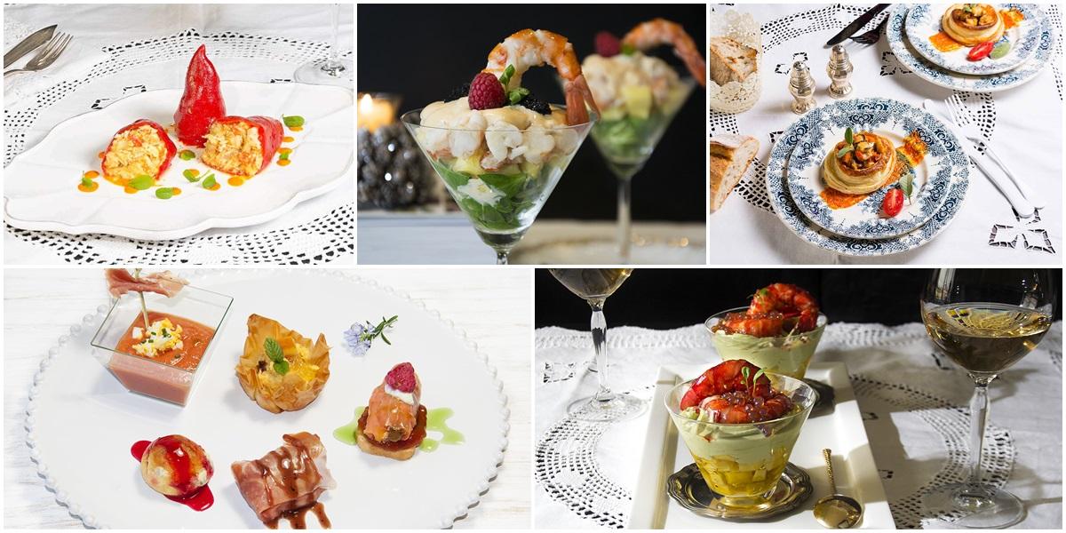 Navidad y reyes la cocina de frabisa la cocina de frabisa - Aperitivos de mariscos ...
