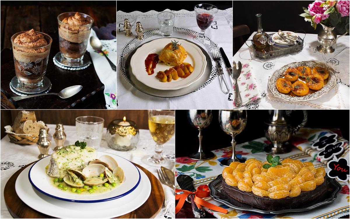 La cocina de frabisa cocinar es creatividad olores for Cena romantica que cocinar