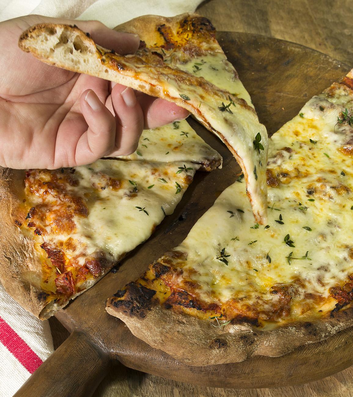 Pizza Rápida Y Sencilla En 30 Minutos La Cocina De Frabisa La Cocina De Frabisa