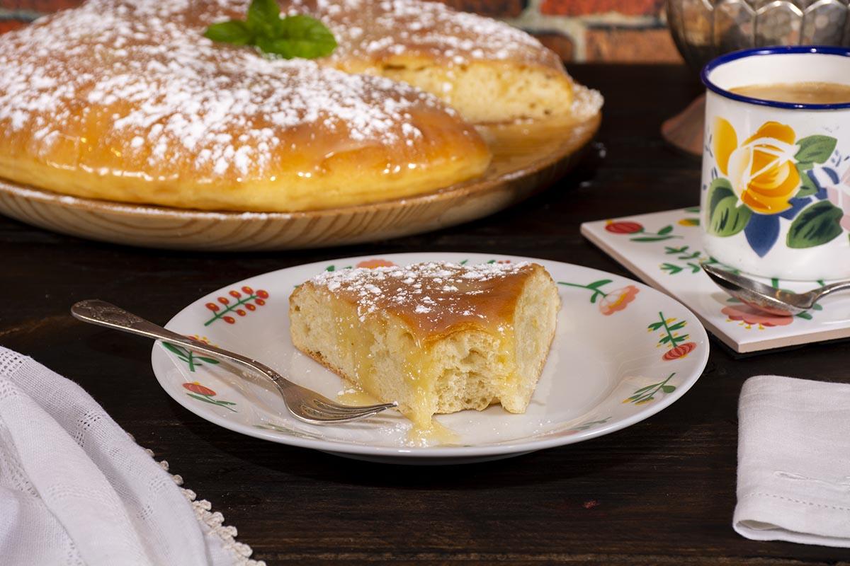 Torta De Nata Cocina Gallega