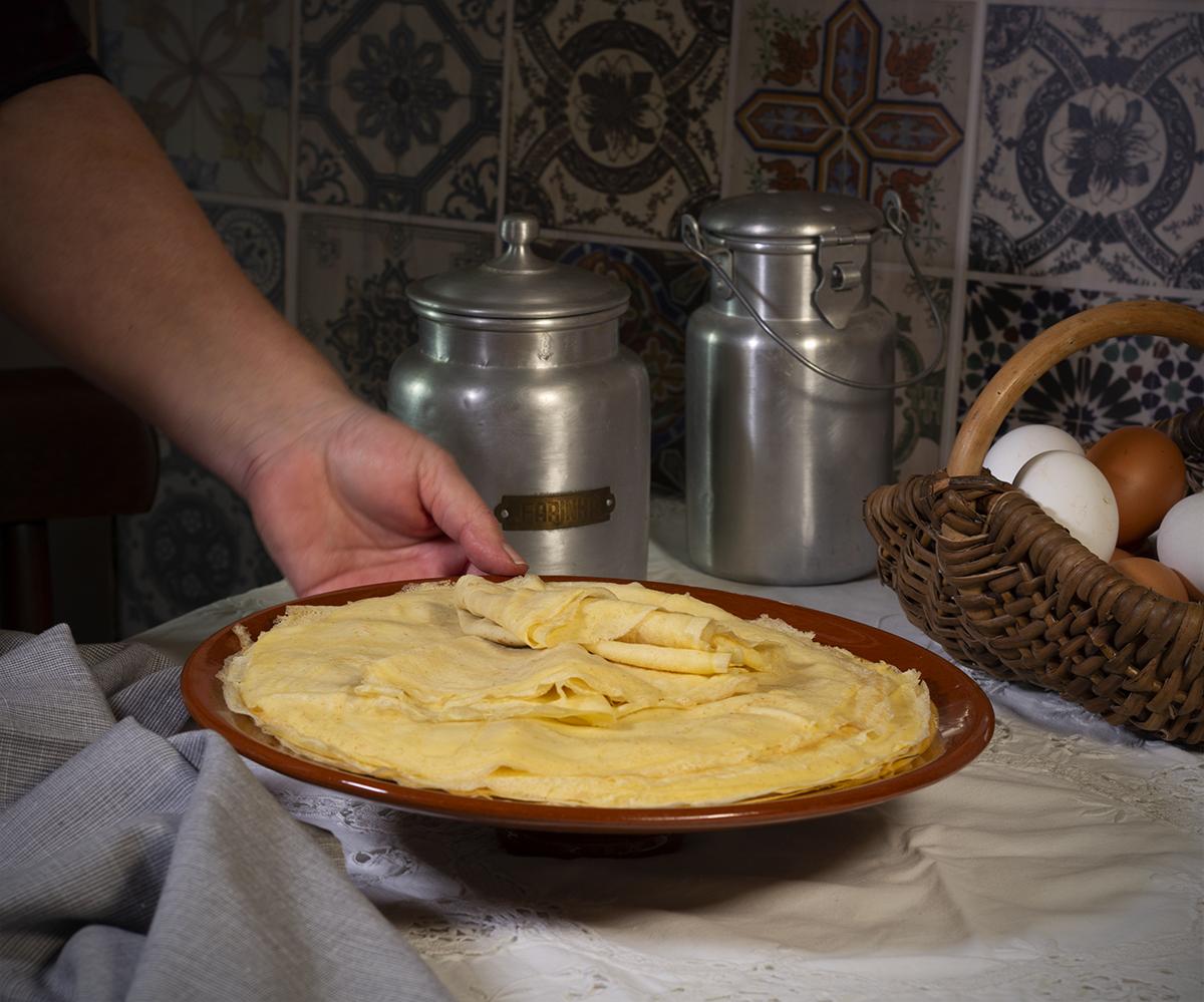 Filloas Cocina Gallega